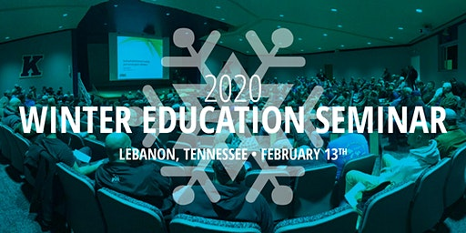 Winter Education Seminar in Lebanon, Tennessee