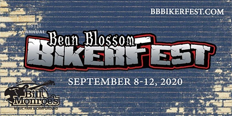 18th annual Bean Blossom BikerFest 2020 tickets