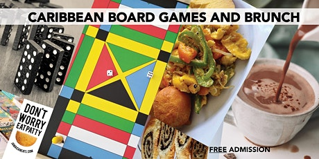 Caribbean Board Games and Brunch tickets