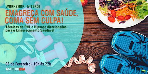 Workshop - Emagreça com Saúde - Coma Sem Culpa!