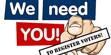 LWV Voter Registration Training tickets