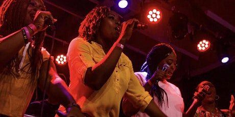 Afro Karaoke Oakland tickets