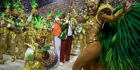 "Roda de Samba ""in Carnival mode"" tickets"