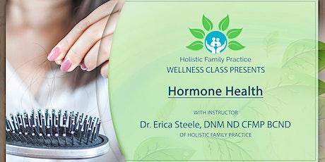 Hormone Health tickets