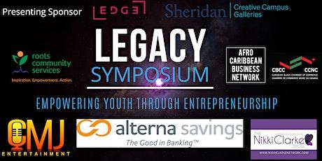 Legacy Symposium tickets