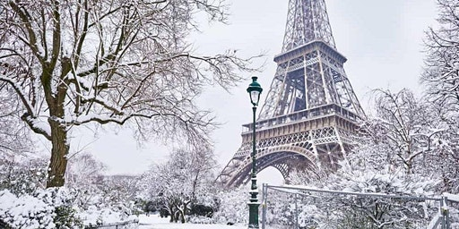 A Winter's Night in Paris!