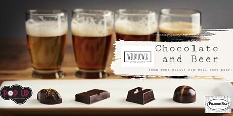 Chocolate and Beer Pairing tickets