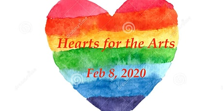 TheatreCHS Boosters - Hearts for the Arts Fundraiser & Parent Party tickets
