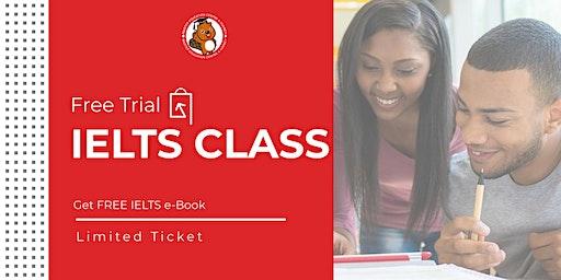 Free Trial IELTS class_ Get Free IELTS e-Book