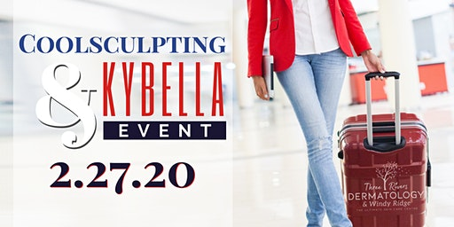 CoolSculpting & Kybella Event
