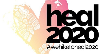 #wehiketoheal 2020 Charleston SC  hike tickets