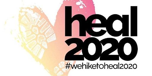 #wehiketoheal 2020 Charleston SC  hike