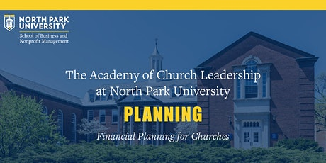 Financial Planning for Churches tickets
