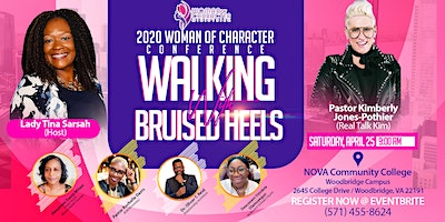2020  WOMAN OF CHARACTER CONFERENCE
