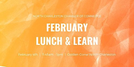 February Lunch & Learn