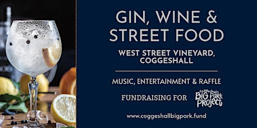 Gin, Wine & Street Food