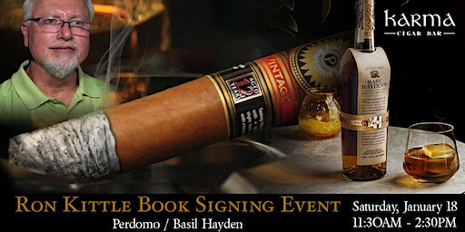 Perdomo &  Ronald Dale Kittle Book Signing