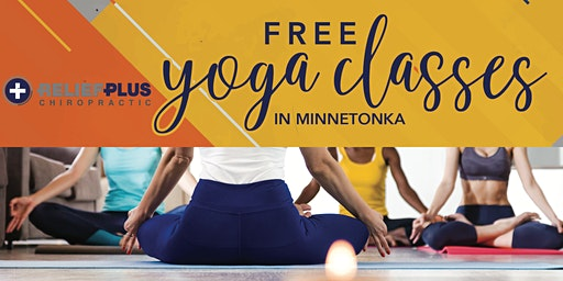 Free Yoga at Relief Plus Chiropractic