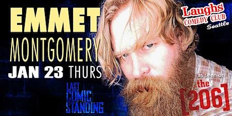 Comedians Emmett Montgomery, Kate Rubin, Silas Lindenstein, & Chase  Murphy tickets