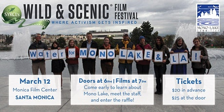 Wild & Scenic Film Festival, Los Angeles tickets