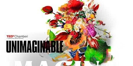 "TEDx Chamberí ""Unimaginable"" tickets"