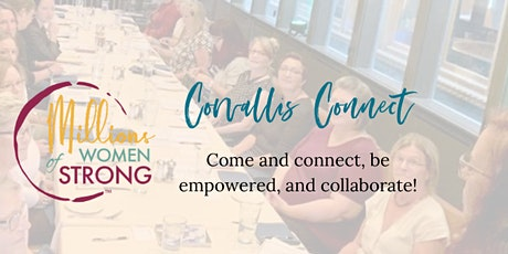 Millions of Women Strong Corvallis Connect tickets