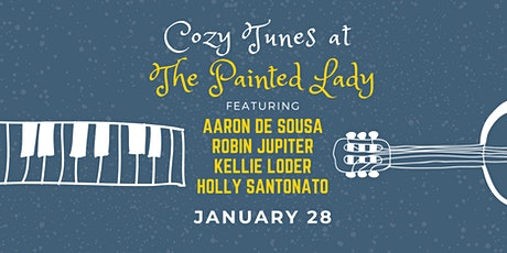Cozy Tunes at The Painted Lady with Kellie Loder, Robin Jupiter + more tickets