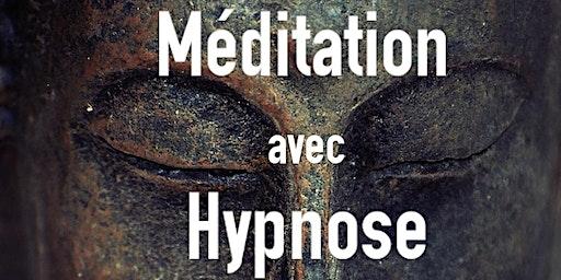 Méditation avec HYPNOSE (à la carte), voir détails