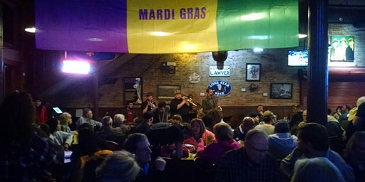 Mardi Gras in Downtown Sherman
