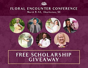 The Floral Encounter Conference 2020 Jet Fresh Scholarship Giveaway tickets