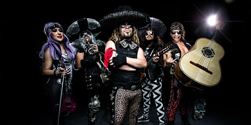 METALACHI: The World's First & Only Heavy Metal Mariachi Band