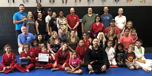 Copy of Bully Self Defense Workshop ages 6-12