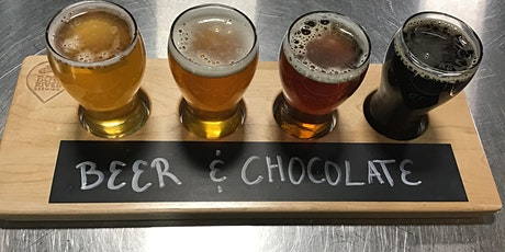 Beer & Chocolate Pairing Night at Bow River Brewing tickets