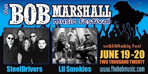 2020 Bob Marshall Music Festival Camping & Music Tickets