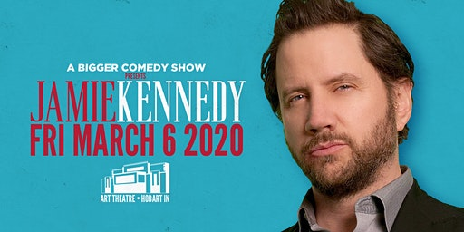 A Bigger Comedy Show Presents: Jamie Kennedy