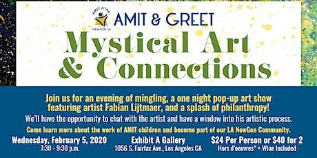 AMIT & Greet - A One Night Pop Art Show & Social Hour tickets