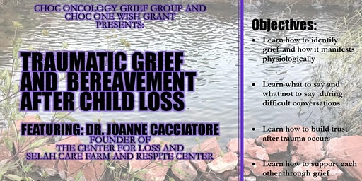 Traumatic Grief and Bereavement after Child Loss