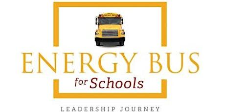 Energy Bus for Schools Leadership Tour -- Austin tickets