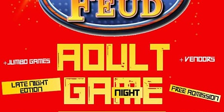 Adult Game Night ( Family Feud Edition) tickets