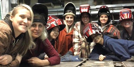 Galentine's Day Welding Workshop tickets