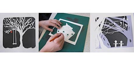 Papercut Image tickets