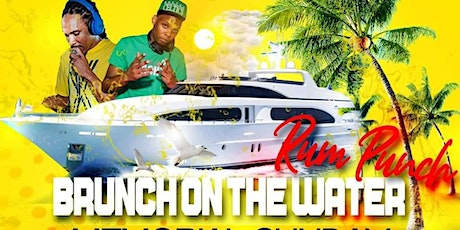 Classcaterers by Patorah Rum Punch Brunch on the Water tickets