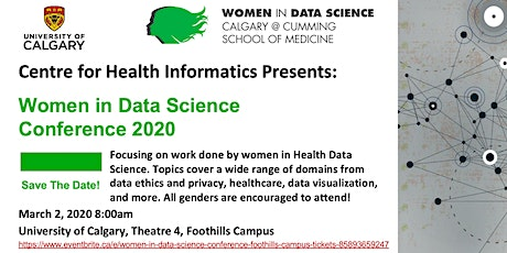 Women in Data Science Conference, Foothills Campus tickets