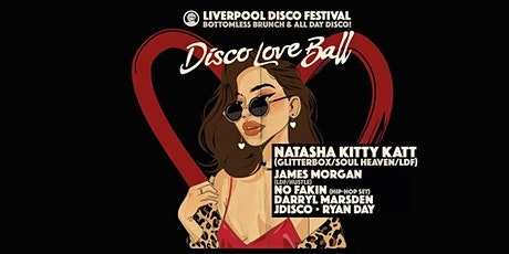 Liverpool Disco Festival - Disco Love Ball tickets