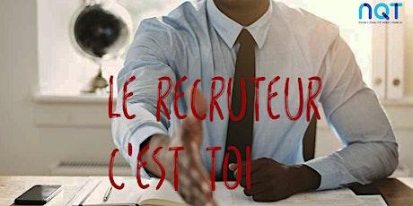 Atelier  Le Recruteur, c'est toi ! tickets