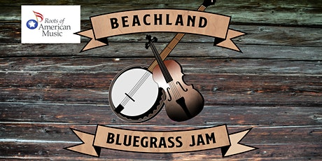 Roots of American Music presents Bluegrass Jam tickets