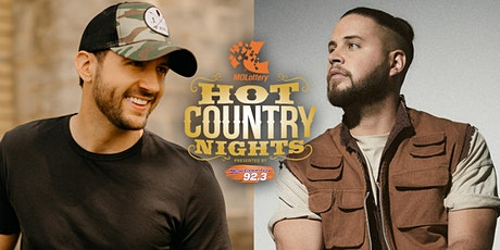 Hot Country Nights: Hometown Throwdown tickets