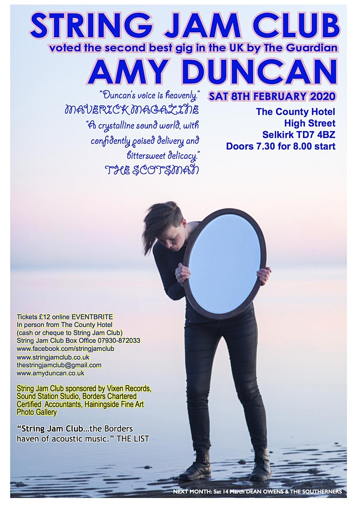 AMY DUNCAN at STRING JAM CLUB image