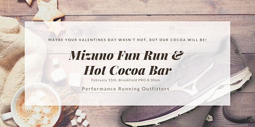 Hot Cocoa Bar Fun Run with Mizuno! - PRO Brookfield