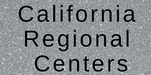 Regional Center Specific Services